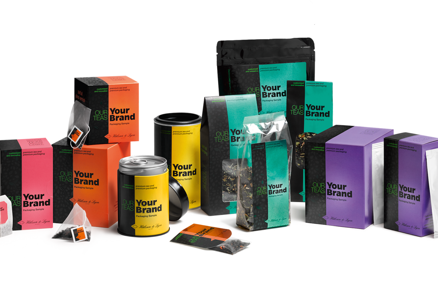 Private Label Packaging Solutions